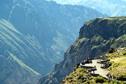Kolka Schlucht, Peru