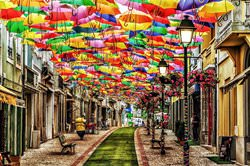 Top 13 Most Fantastic and Colorful Streets and Quarters