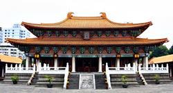 Тайванский Храм Конфуция, Китай