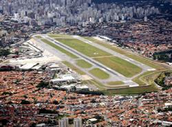 Aeropuerto de Congonhas, Brasil
