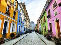 Cremieux Street, France