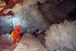 Cueva de los Cristales, Mexico