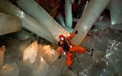 Cueva de los Cristales, Méjico