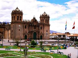 Cusco City, Peru