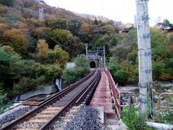 Dai-Shimizu tunnel, Japón