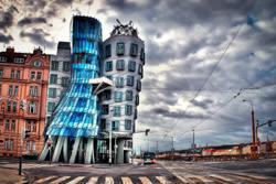 Das Tanzende Haus, Tschechien