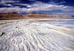 Mar Muerto, Israel - Siria - Jordania