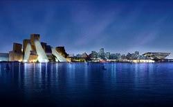 Знаменитые здания архитектуры в стиле Деконструктивизм