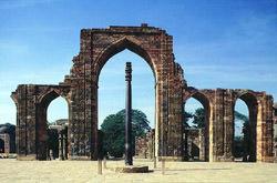 Delhi Pillar, India