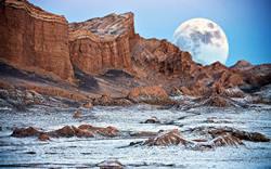 Пустыня Акатама