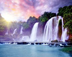 Водопад Detian – Banyue