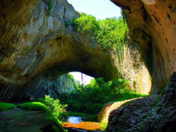 Devetashka Höhle, Bulgarien