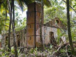 Тюрьма на острове Дьявола, Французская Гвиана