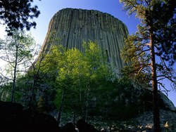 Devils Tower, USA