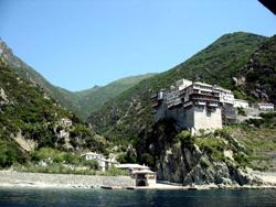 Dionysiou monastery, Greece