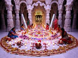 El Festival Divali, India