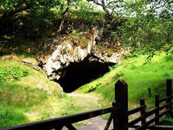Dolaucothi Goldmine, United Kingdom