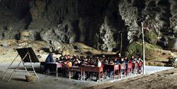 Dongzhong Höhle, China