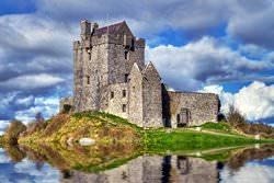 Замок Дангвайр, Ирландия