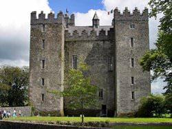 Замок Дансоли, Ирландия