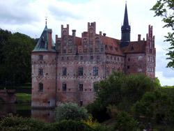 Egeskov Slot, Denmark