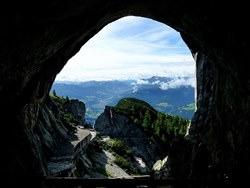 Пещера Айризенвельт, Австрия