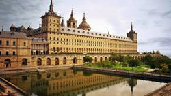 El Escorial Monastery, Spain