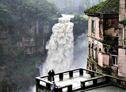 El Hotel del Salto, Kolumbien