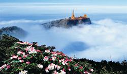 Горы Эмэйшань, Китай
