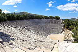 Epidaurus Amphitheater, Greece