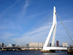 Erasmusbrug, The Netherlands