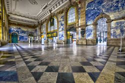 Вокзал Сан-Бенту, Португалия