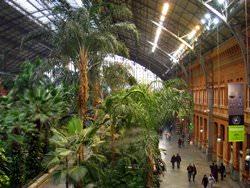 Estacion de Atocha, Spain