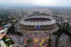 Стадион Ацтека, Мексика