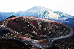 Volcan Etna, Italia