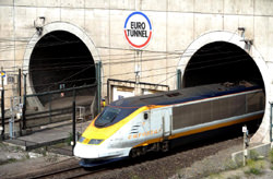 Euro Tunnel, United Kingdom - France