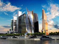 Evolution Tower, Russia