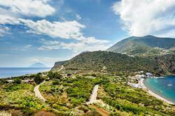 Filicudi Island, Italy