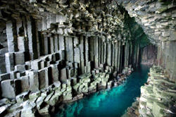 Fingals Cave, Great Britain