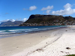 Fish Hoek Beach, South Africa