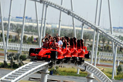 Formula Rossa, United Arab Emirates