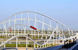 Formula Rossa , United Arab Emirates