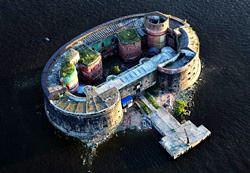 "Fort ""Kaiser Alexander I."", Russia"