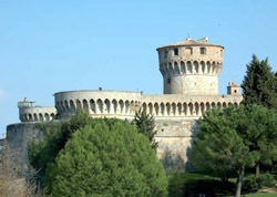 Fortezza Medicea Restaurant, Italy