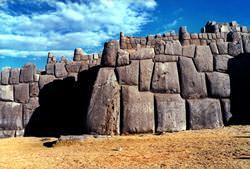 Fortress Saksayuaman, Peru