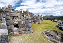 Fortaleza Saksayuman, Perú