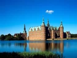 Дворец Фредериксборг, Дания