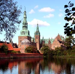 Дворец Фредериксборг , Frederiksberg Slot, Denmark