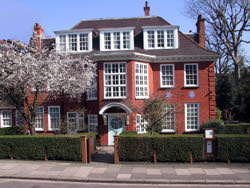 Freud Museum in London, UK