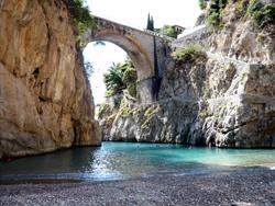 Furore Fjord, Italien